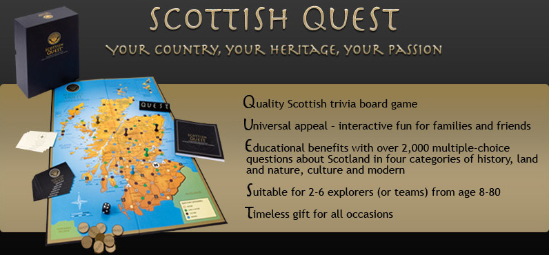 Scottish Quest Header
